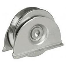 Колело за плъзгаща врата с планки ф=80мм - 388/80