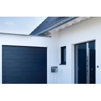 Секционни гаражни врати с термо панел 20 мм