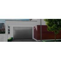 Секционни гаражни врати с термо панел 45 мм